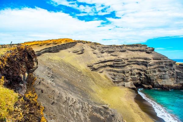 Julukan dari Pantai Papakolea adalah Berlian Hawaii. (Getty Images/iStockphoto)
