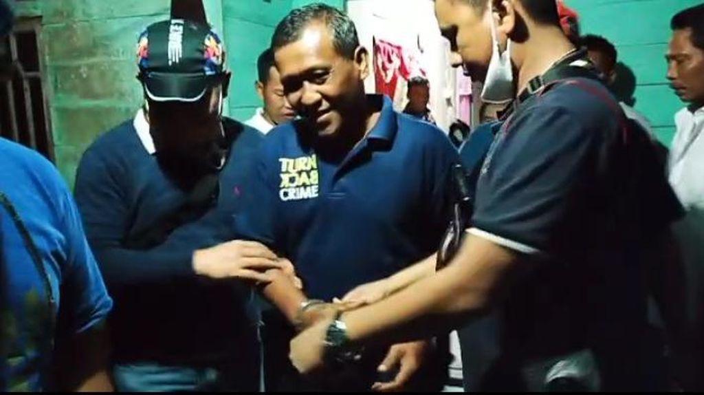 Kejagung Tangkap Buron Kasus Korupsi Pengelolaan APBDesa di Sumut