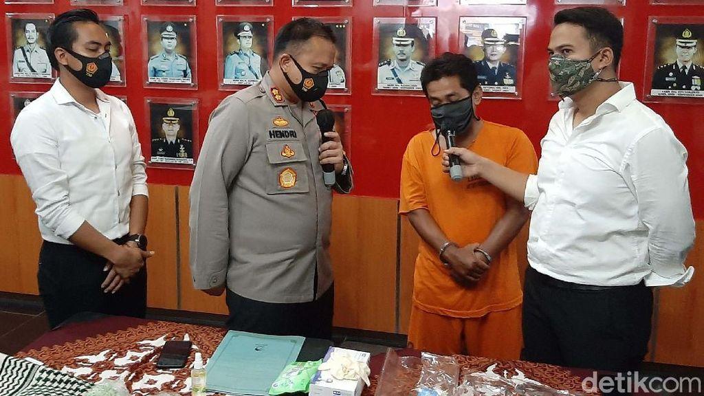 Perempuan yang Diajak Mencuri Kotak Amal di Malang Adalah Mantan Istri