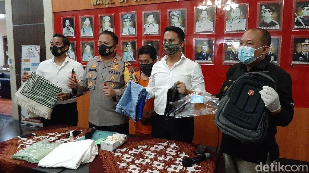 Tak Ditahan, Ibu dan Anak Pencuri Kotak Amal di Malang akan Dibina