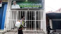 Penyemprotan Disinfektan di Sekitar Rumah Habib Rizieq, Efektif Cegah Corona?