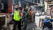 Seruan NKRI Saat Dandim Ditolak Masuk Gang Rumah HRS