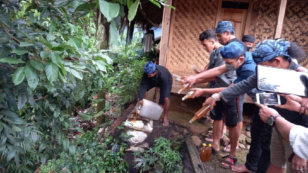 Peredaran Madu Palsu Bikin Resah, Ini Sikap Pemangku Adat Baduy