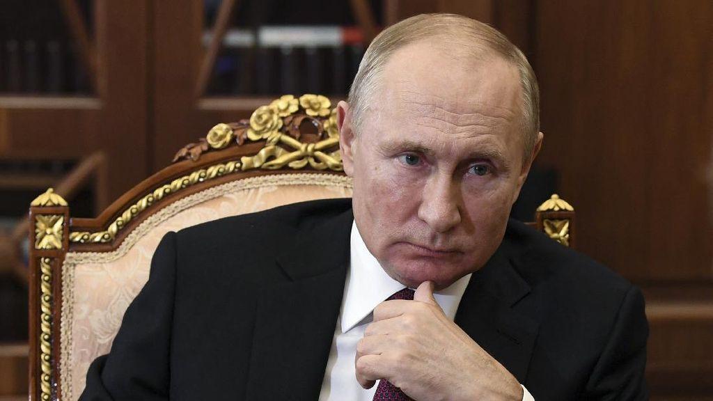 Putin Perintahkan Vaksinasi Corona Skala Besar Dimulai Pekan Depan