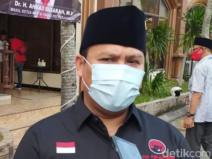 Wakil Ketua DPP PDIP Ahmad Basarah