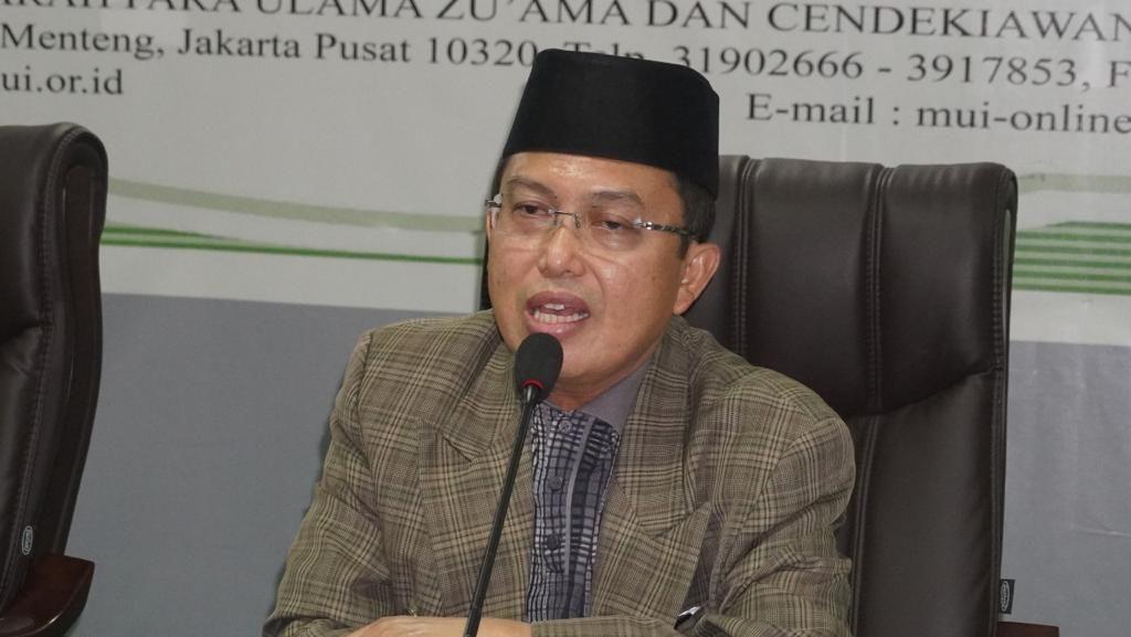 Eks Wasekjen MUI Nadjamuddin Ramly dan Istri Meninggal karena COVID-19