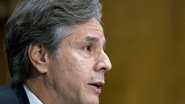 Antony Blinken. (AP/Jose Luis Magana)