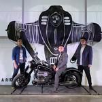 Ariel Noah Jadi Pemilik Pertama BMW R 18 First Edition di Indonesia