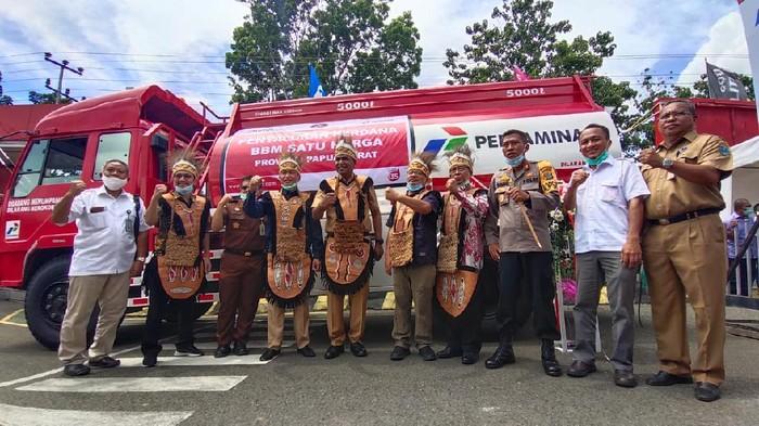 Badan Pengawas Hilir Minyak dan Gas (BPH Migas) bersama PT Pertamina (Persero) terus menambah wilayah BBM satu harga di Indonesia.