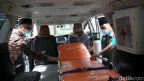 Bantuan Ambulans untuk NU Care-Lazis NU