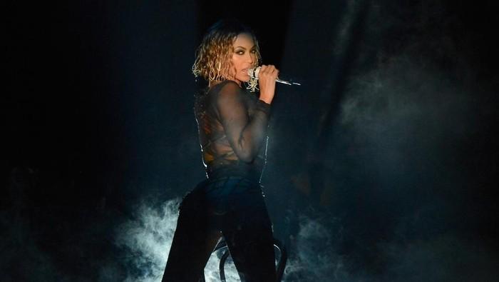 Beyonce di Grammy Awards 2014