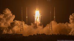 Rusia Kirim Perbekalan Kosmonaut ke Stasiun Ruang Angkasa