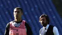 Kenapa Juventus Tak Bawa Ronaldo ke Markas Benevento?