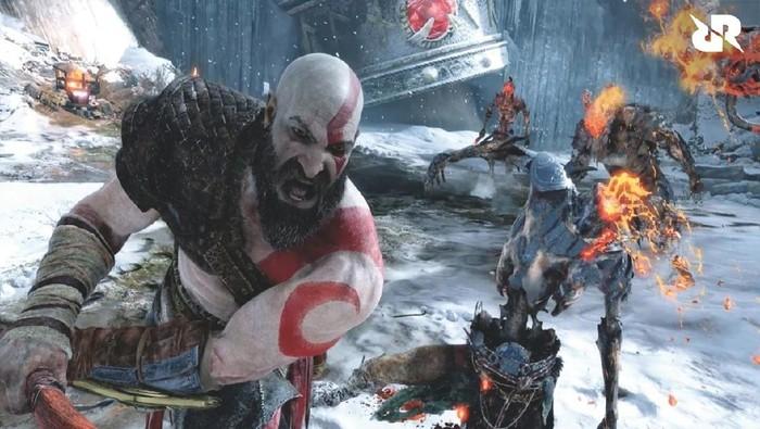 Game God of War: Ragnarok