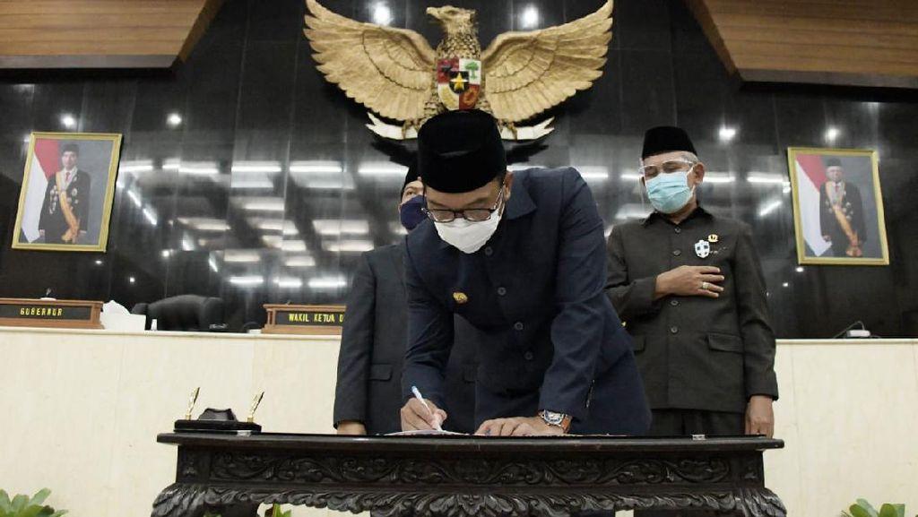 APBD Jabar 2021 Disetujui Rp 44,268 T, Ridwan Kamil Ungkap Prioritasnya