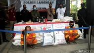 Polisi Bongkar Kasus Gula Rafinasi Dijual Konsumsi di Lamongan