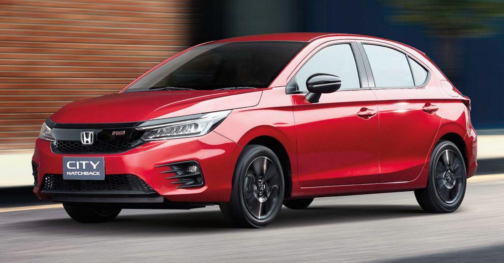 Honda City Hatchback Resmi Meluncur di Thailand
