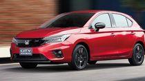 City Hatchback Sudah Terdaftar di Samsat, Honda Jazz Bakal Setop Dijual?