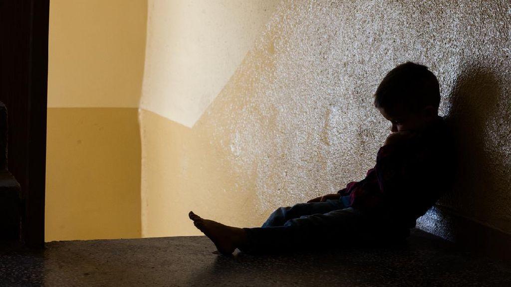 KPAI Sesalkan Kasus Anak Dipukuli Ayah Tiri saat Kerjakan PR Berakhir Damai