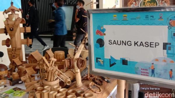 Kampung wisata ini memiliki produk fesyen, kuliner, penginapan, seni budaya hingga galery kreatif. (Wisma Putra/detikcom)