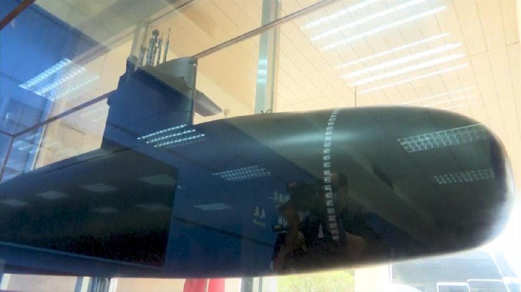 Kapal Selam Made in Taiwan Mulai Diproduksi