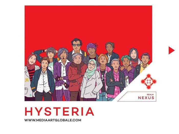 Komunitas Hysteria Asal Semarang, Jawa Tengah