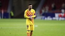 Van Basten: Messi Makin Jeblok di Barcelona