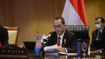 Menhub Budi Karya Hadiri Pertemuan Menteri Transportasi Se-ASEAN
