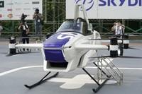 Mobil terbang SkyDrive ini pun digadang-gadang sebagai electric Vertical Take-Off and Landing (eVTOL) terkecil di dunia. Mobil terbang itu memiliki tinggi sekitar 1,9 meter dengan panjang dan lebar 3,9 meter. (dok. Skydrive)
