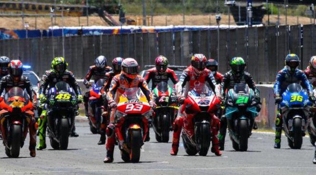 Media Asing Sebut Peluang Indonesia Gelar MotoGP di 2021 Tipis, Ini Faktanya