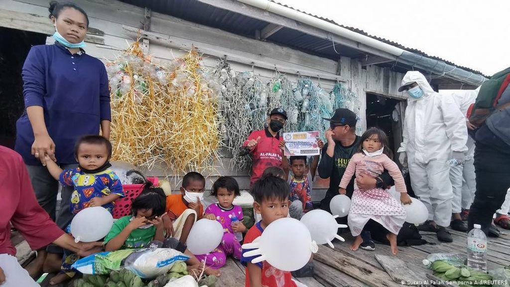 Pandemi Merebak di Sabah Ketika Para Migran Kabur dari Tes COVID-19