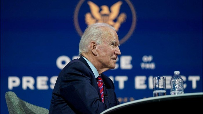 Pemilu Amerika: Trump menerima transisi kekuasaan ke Joe Biden