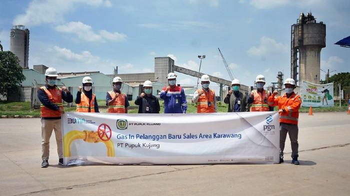 PGN & Pupuk Kujang