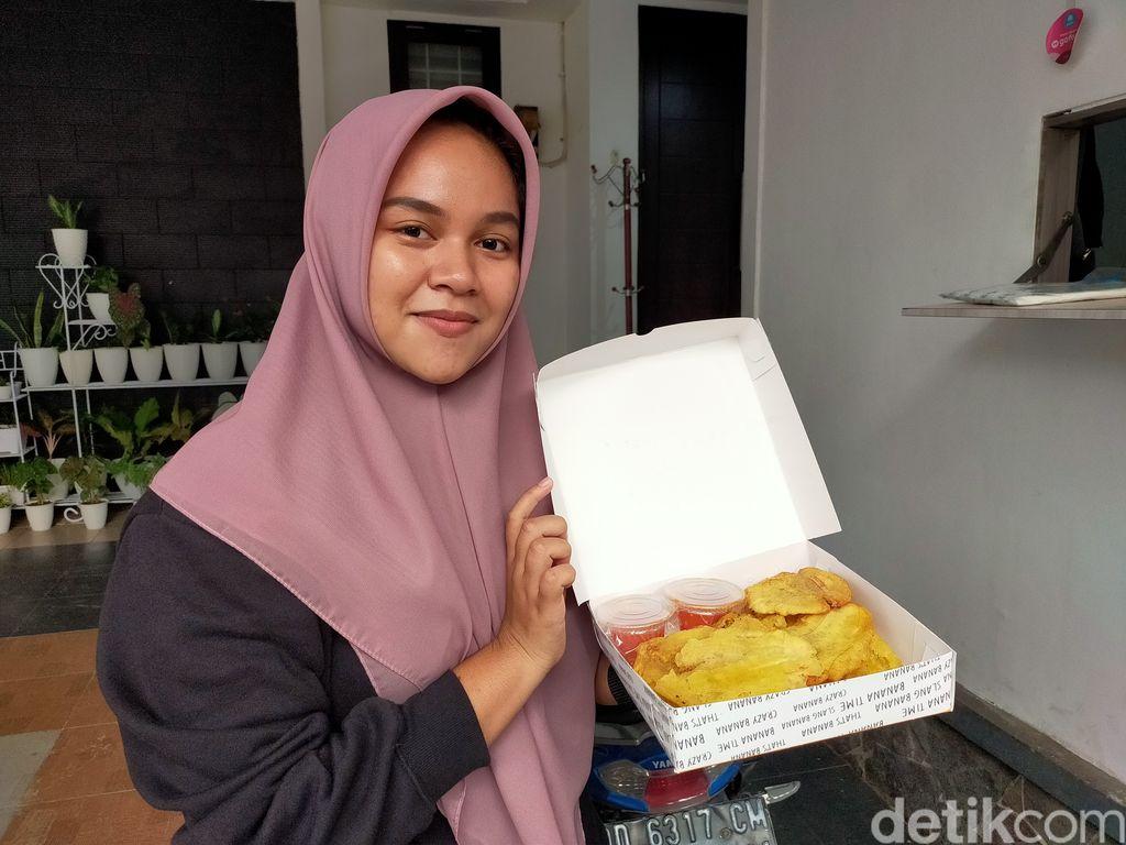 Pisang Peppe, Kreasi Kekinian Pisang Epe Khas Makassar