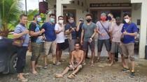 Bobol Rumah Tetangga, Pria di Banyuasin Ditangkap-Senpi Rakitan Disita
