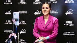 Raisa Jadi Satu-satunya Penyanyi Indonesia di Unite ON: Live Concert