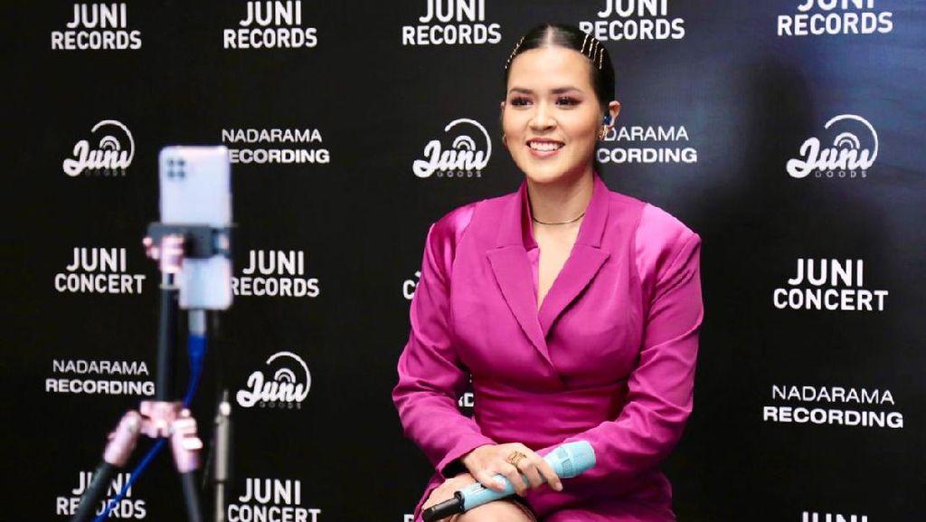 Kolaborasi Raisa dan 3 Rapper Asia Tenggara untuk OST Film Disney