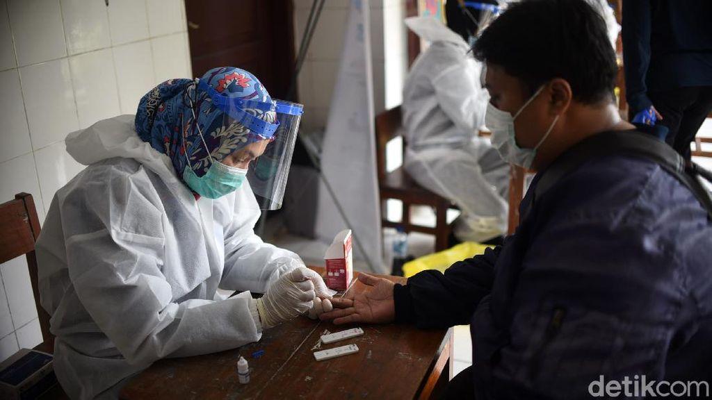 Dekati Standar WHO, Jumlah Testing Pekan Ketiga November Capai 88,6%