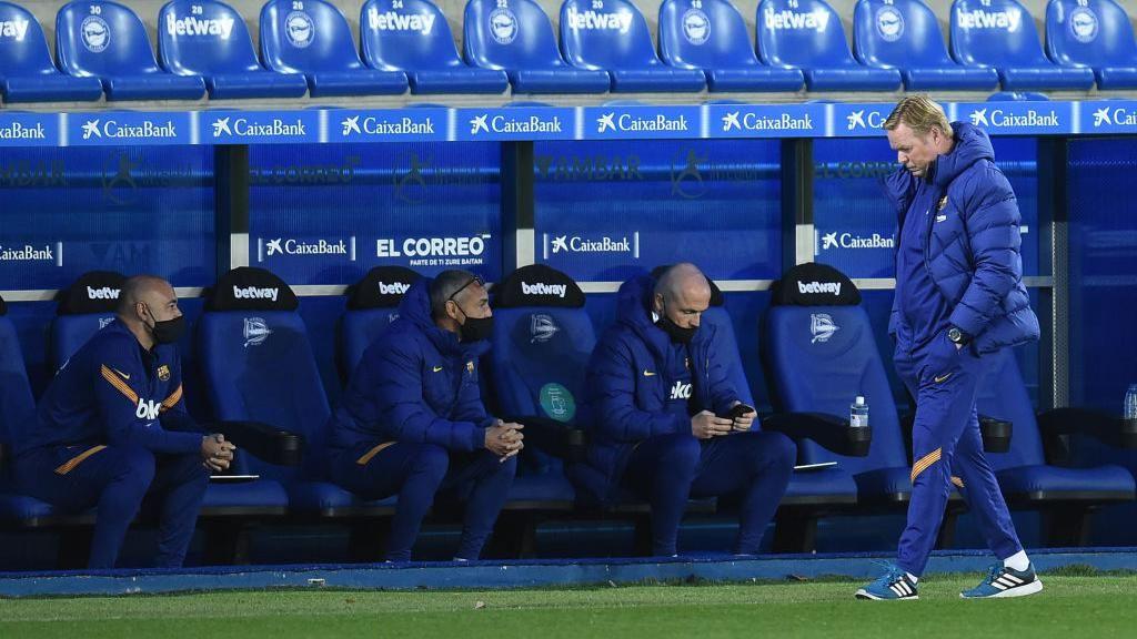 Calon Presiden Barcelona: Koeman Pelatih Bagus, Tim Akan Bangkit