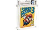 Game Langka Super Mario Bros. 3 Terjual Rp 2,2 Miliar