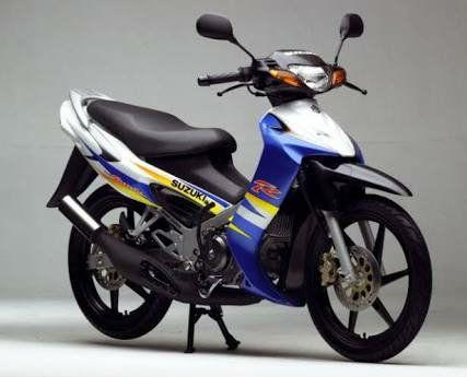 Suzuki Satria 2-tak