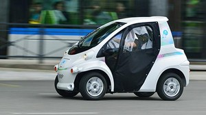 Potret Mobil Mungil Toyota COMS yang Bakal Mengaspal di RI
