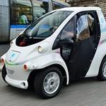 Mobil Listrik Toyota COMS yang Bakal Mengaspal di RI: Muat 1 Orang, Top Speed 60 Km/Jam