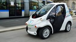 Toyota COMS, Mobil Listrik Mungil Bakal Wara-Wiri di Bali Tahun Depan
