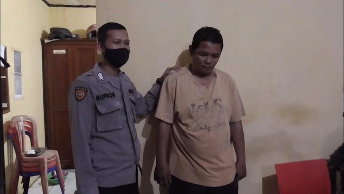 WN, pria yang memukul kepala PSK dengam palu karena ingin merampok perhiasan korban