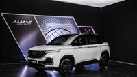 Wuling Almaz Limited Edition, Terbatas Cuma 100 Unit