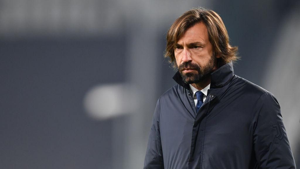Beri Pirlo Waktu di Juventus