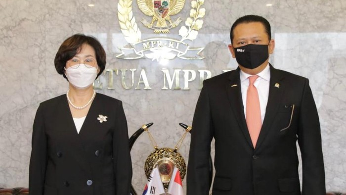 Bambang Soesatyo & Parlemen Korsel