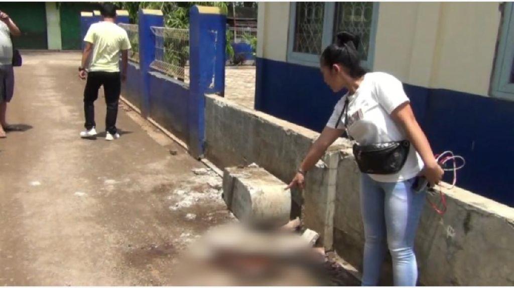 Bocah Kelas 3 SD di Purwakarta Tewas Tertimpah Tembok Pagar Sekolah