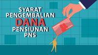 Syarat Pengembalian Dana Taperum Milik Pensiunan PNS